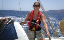 RYA Practical Courses in the sunshine