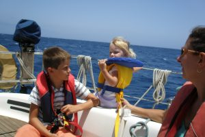 Sailing for families