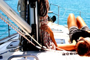 Skippered charter in the Canaries